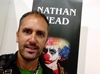 Nathan Head at For The Love Of Horror convention in Manchester 2018