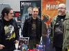Nathan Head and Hellbound Media at the Mega Liverpool Horror Con 2017