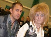 Nathan Head with Jareth the Goblin King Cosplay at Wales Comic Con April 2017