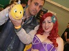 Nathan Head with a Little Mermaid Cosplayer at Wales Comic Con April 2017