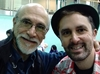 Nathan Head and Tony Amendola (SG1 & Annabelle) Wales Comic Con - Hellbound Media