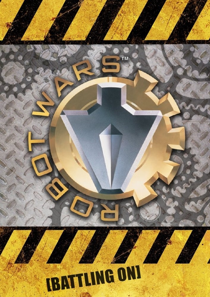 Nathan Head narrates the official Robot Wars documentary