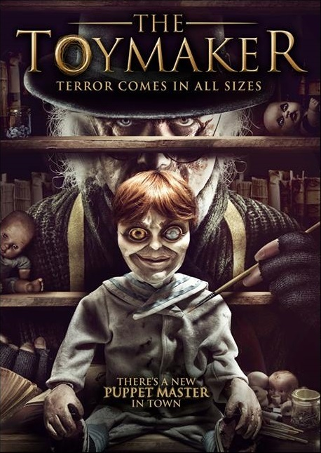 The Toymaker - prerelease poster art