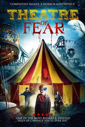 Theatre of Fear - UK Poster