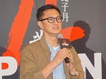 Director Wilson Yip at the Ip Man 4 wrap party