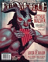 """Rue Morgue"" issue 131"