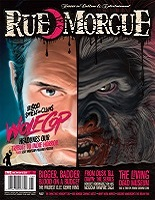 """Rue Morgue"" issue 145"