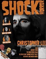 """Shock Horror"" Magazine issue 2"