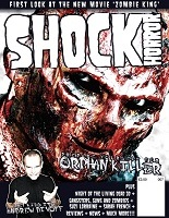 """Shock Horror"" Magazine issue 7"