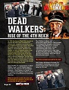 "actor ""Nathan Head"" in ""The Digital Dead"" Magazine promoting ""Dead Walkers"""