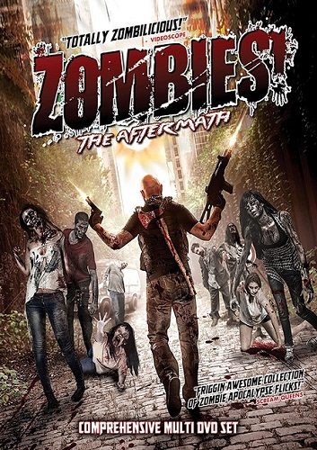 Nazi Zombie - aka - Dead Walkers: Rise of the 4th Reich - Zombies The aftermath DVD set