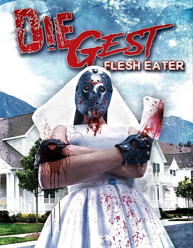WWMM DVD art for Die Gest Flesh Eater