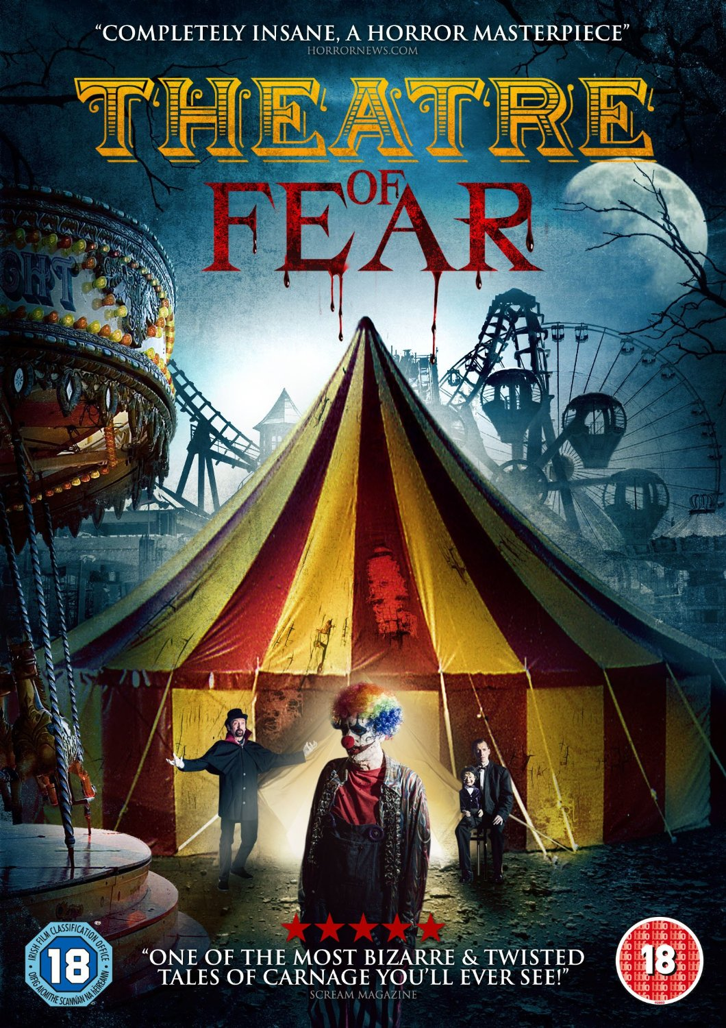 """Theatre Of Fear"" aka ""Midnight Horror Show"""