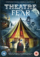 Theatre of Fear - UK DVD art variation