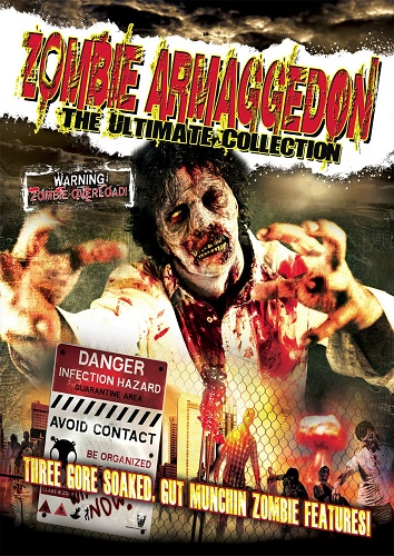 Nazi Zombie - aka - Dead Walkers: Rise of the 4th Reich - Zombie Armageddon DVD set