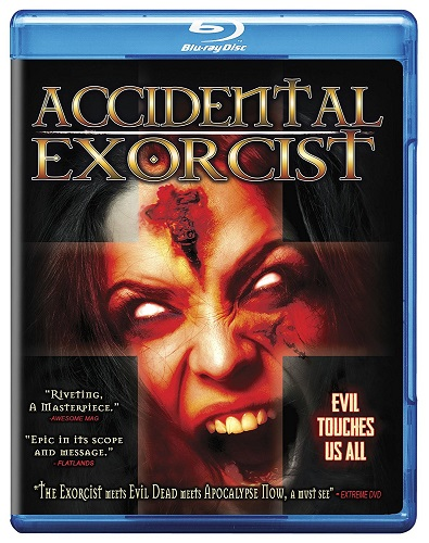 Accidental Exorcist - North American Bluray