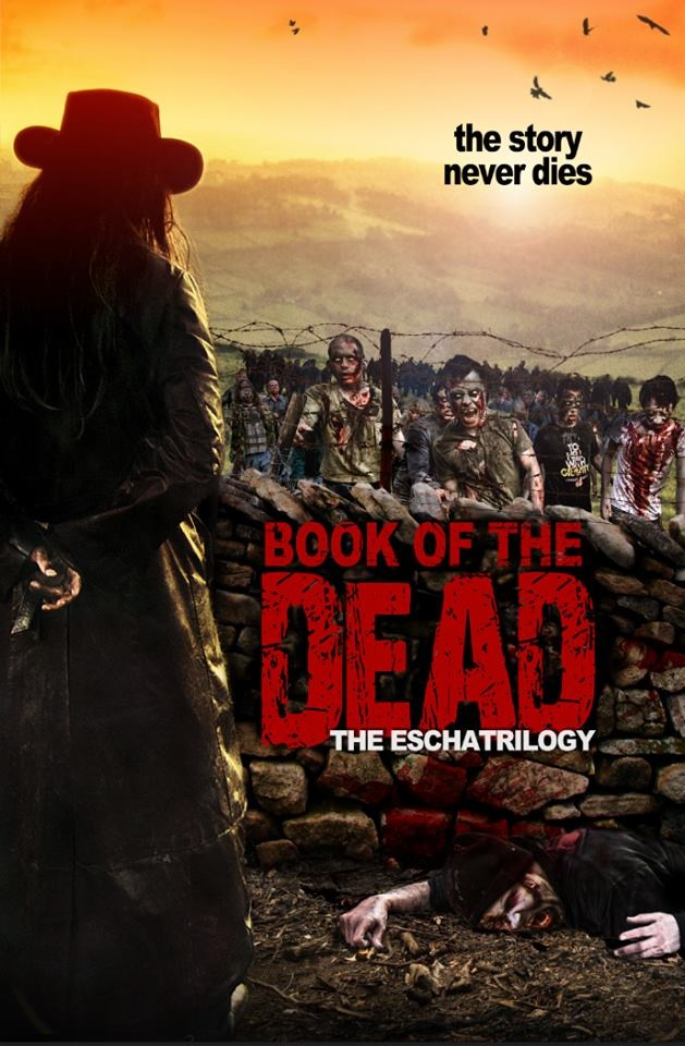 Book Of The Dead - Region 1 DVD art