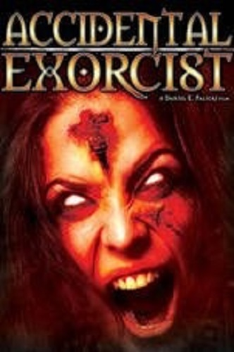 Accidental Exorcist - original web poster