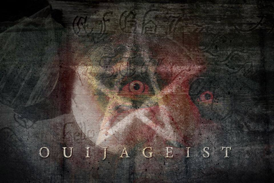Ouijageist web poster