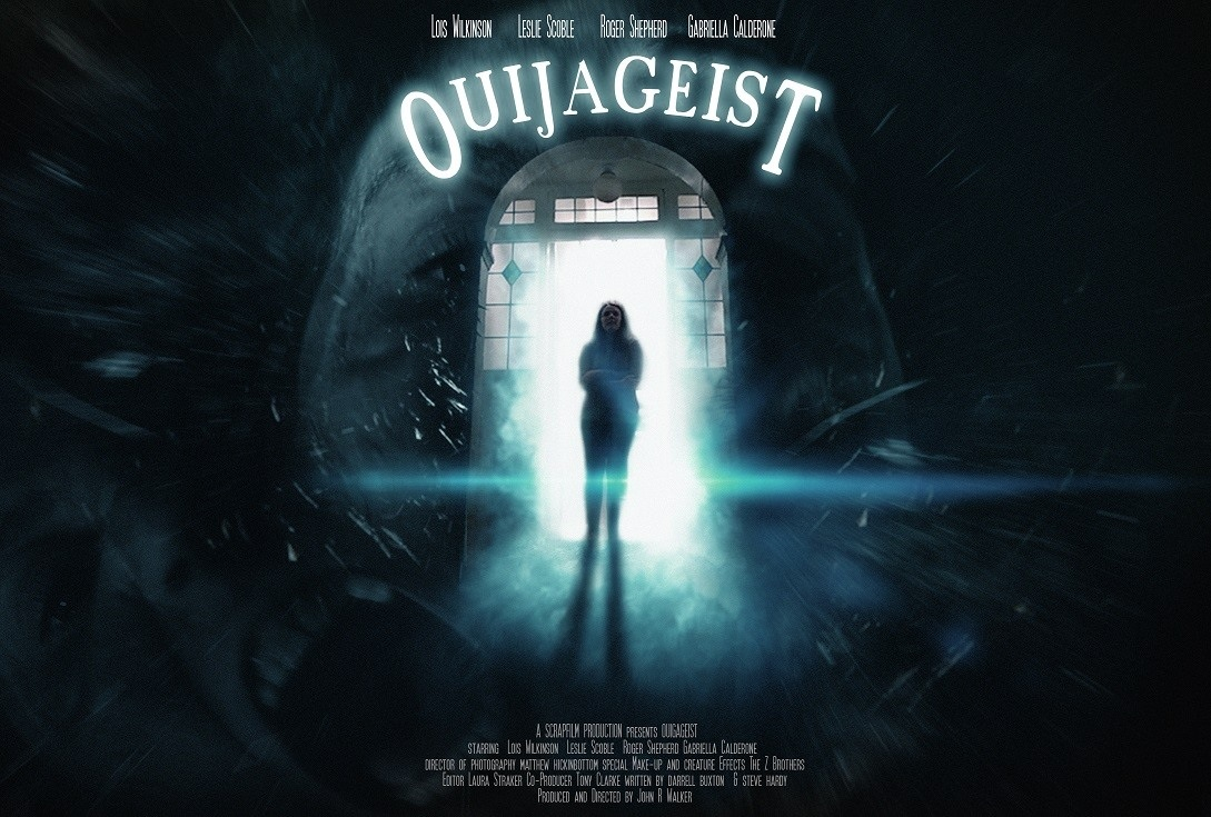 Ouijageist 2018 promotional art