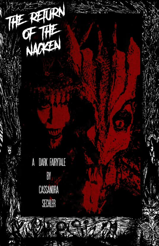 re-launch poster for The Return Of The Nacken