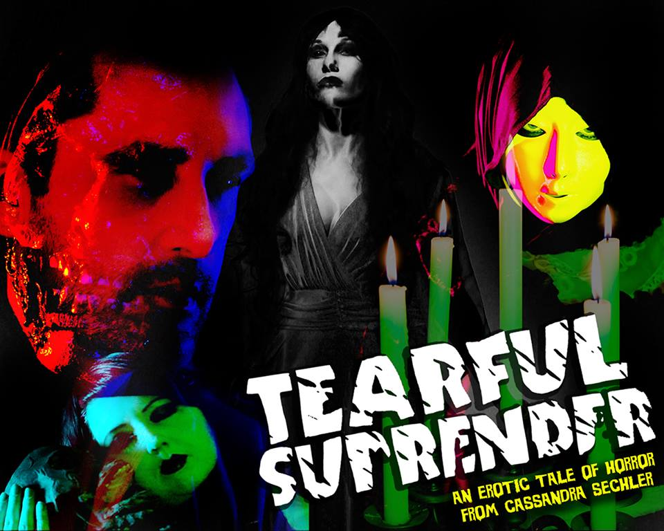 pre-production campaign poster for Tearful Surrender
