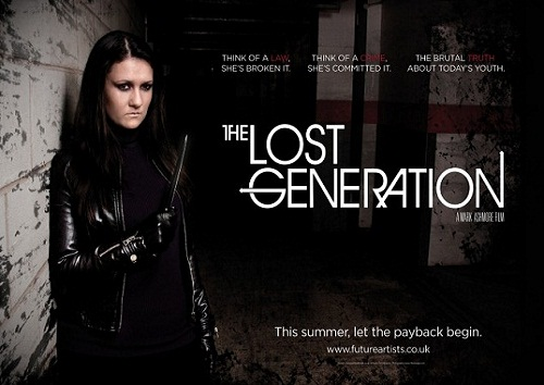 Lost Generation - Nathan Head - Vicky Connett