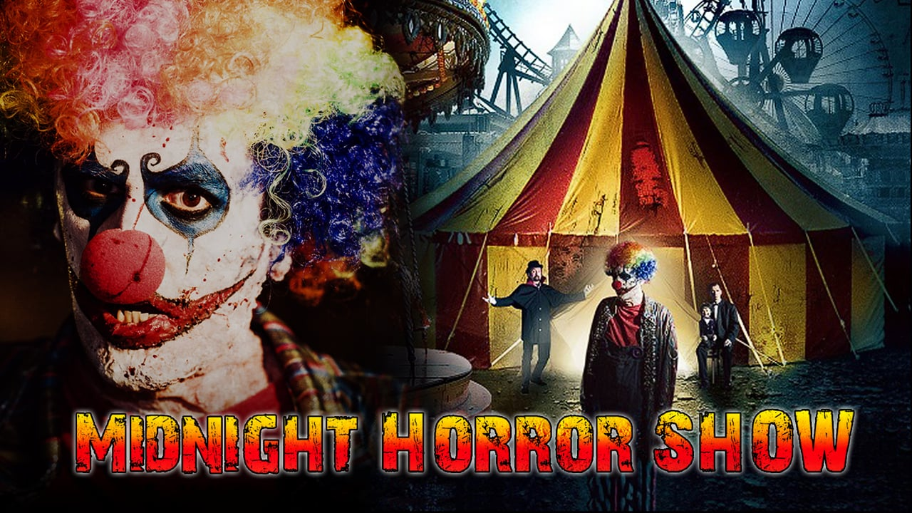 Midnight Horror Show - Digital On-Demand Artwork - photo by Craig Thomas of Tallboy Images