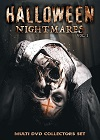 """Halloween Nightmares Vol 1"" containing ""Exorcist Chronicles"""