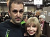 """Doctor Who"" actors ""Nathan Head"" and ""Katy Manning"" NEC Birmingham 2012"