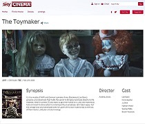 "British actor ""Nathan Head"" in ""The Toymaker"""